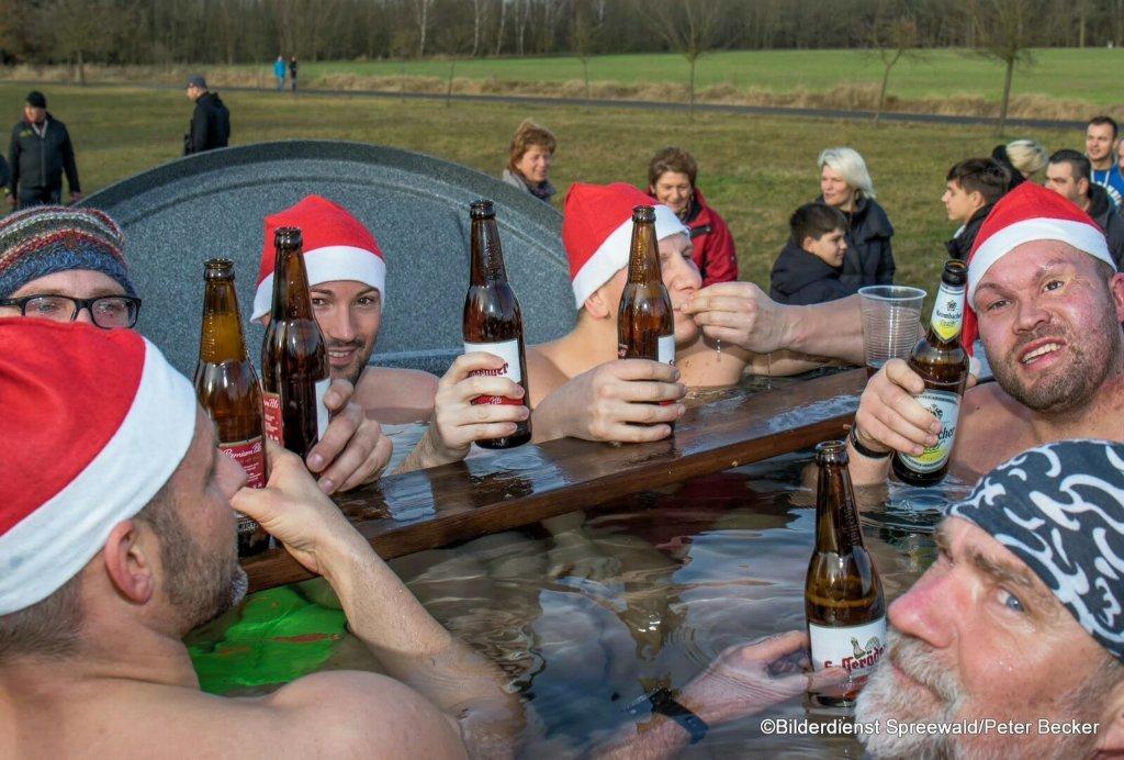 Sport Und Spass Mit Badefass 12