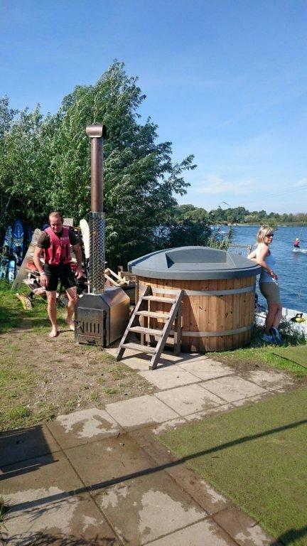 Sport Und Spass Mit Badefass 14