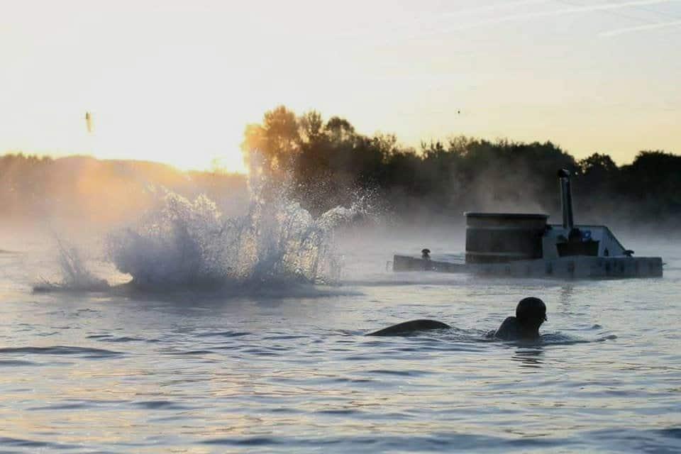 Sport Und Spass Mit Badefass 20