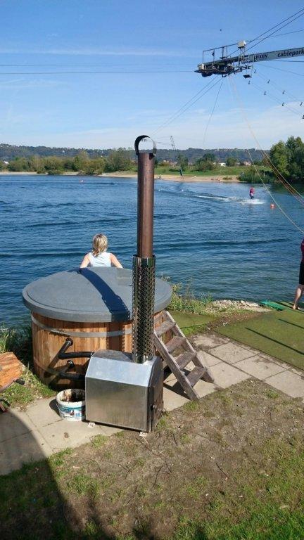 Sport Und Spass Mit Badefass 5